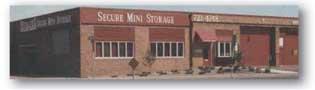 Secure Mini Storage inSaint Paul, MN
