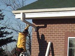Gutter Installation byWalker Roofing